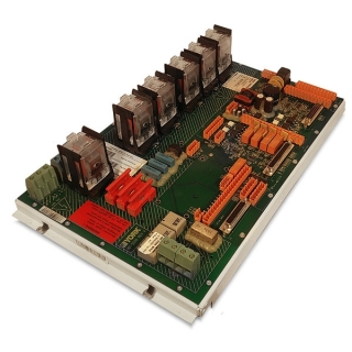 Relay Board - MP 3000 - Thermo King - 845-2214